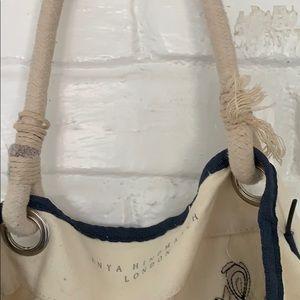 "Anya Hindmarch Bags - Anya Hindmarch ""I'm not a plastic bag"" Tote"